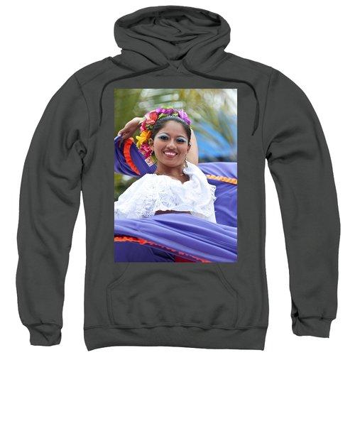 Costa Maya Dancer Sweatshirt