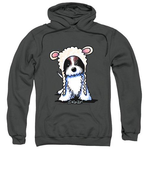 Coton De Tulear Sweatshirt by Kim Niles