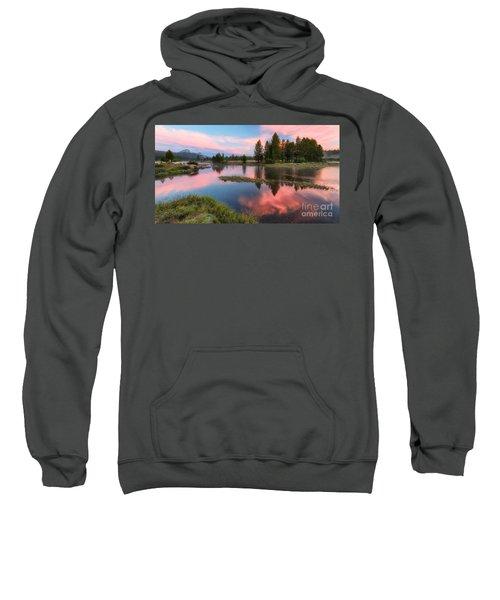 Cotton Candy Skies Sweatshirt