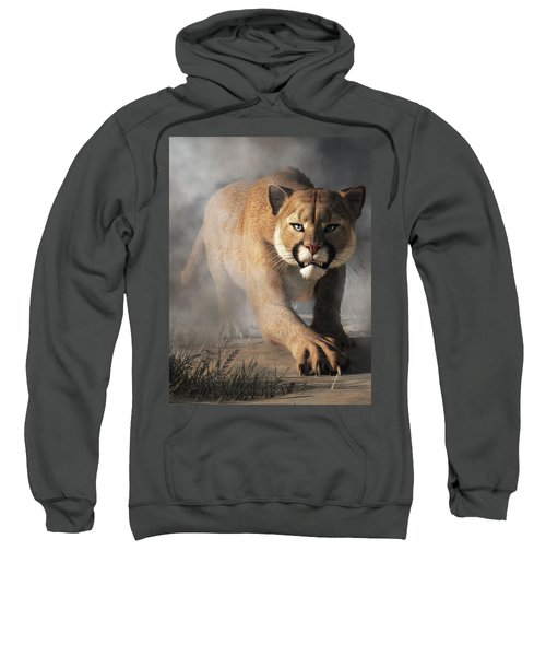 Cougar Is Gonna Get You Sweatshirt