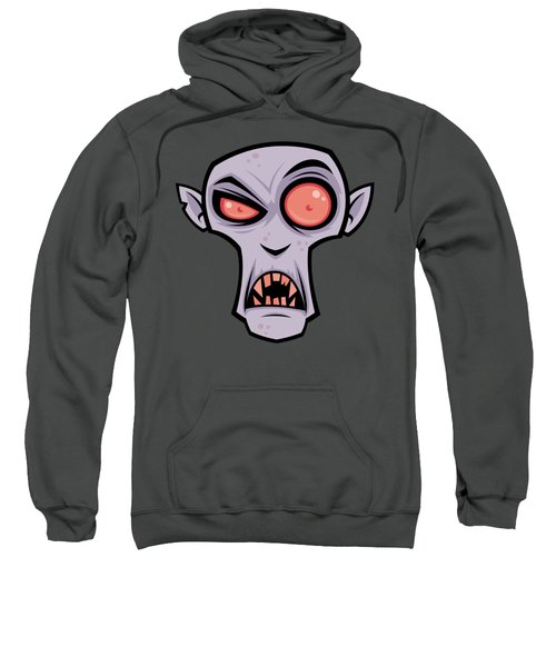 Count Dracula Sweatshirt