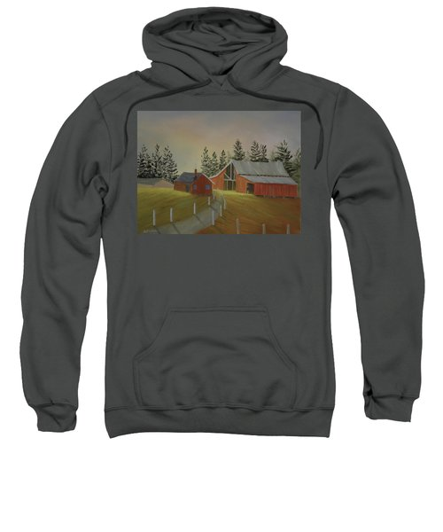 Country Farm Sweatshirt