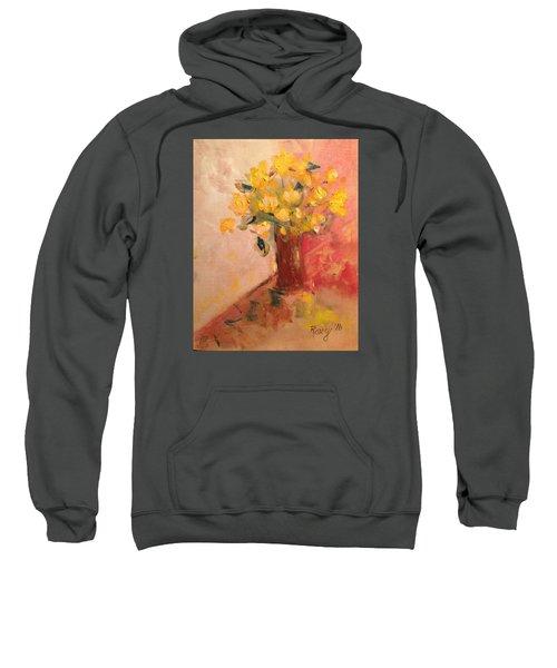 Country Flowers Sweatshirt