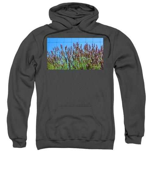 Country Lavender IIi Sweatshirt
