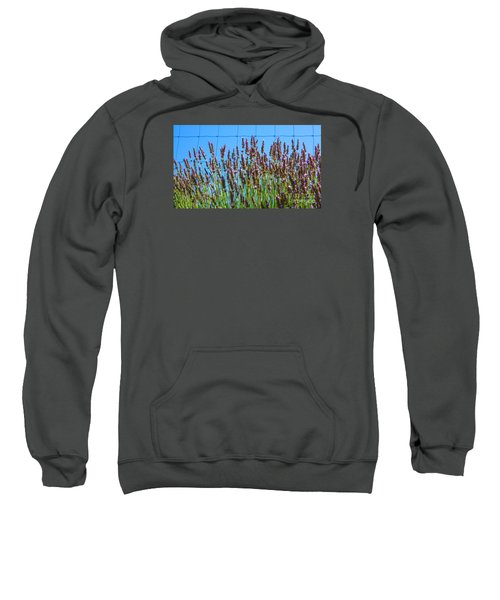 Country Lavender IIi Sweatshirt