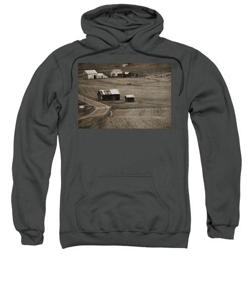 Country Road Holmes County Ohio Sweatshirt