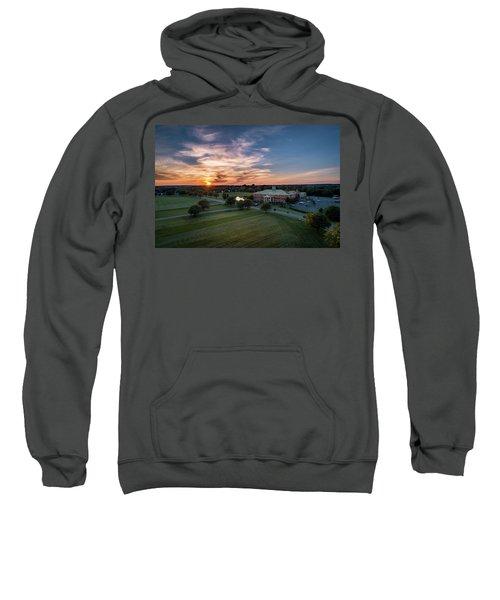 Courthouse Sunset Sweatshirt