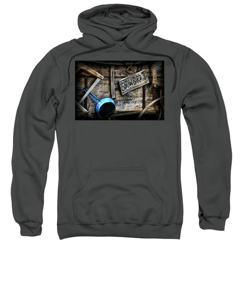 Covered Wagon Sweatshirt