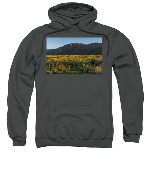Coyote Mountain And Henderson Canyon Road Sweatshirt