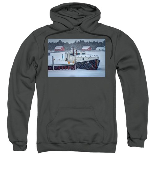 Cr Tug Sweatshirt