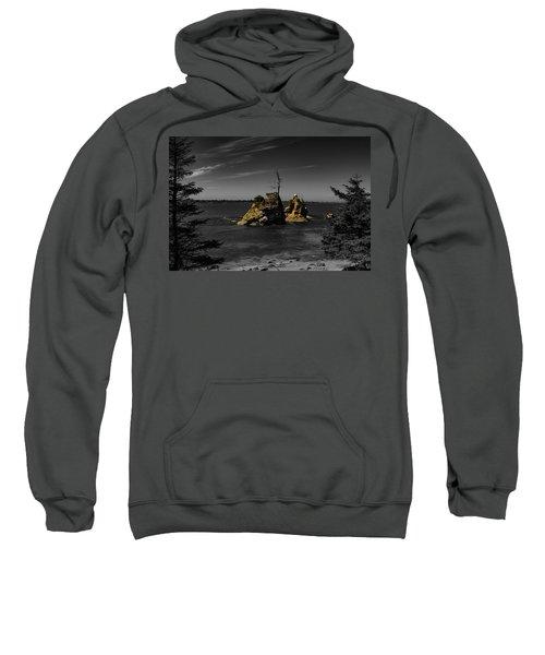 Crab Rock Sweatshirt