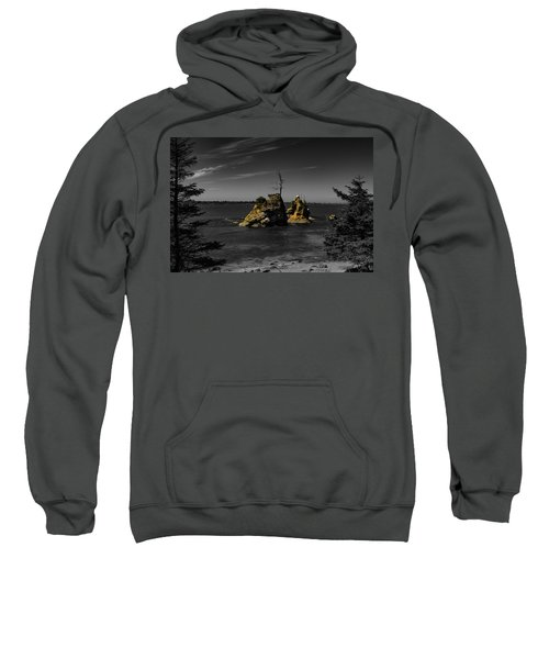Crab Rock Sweatshirt