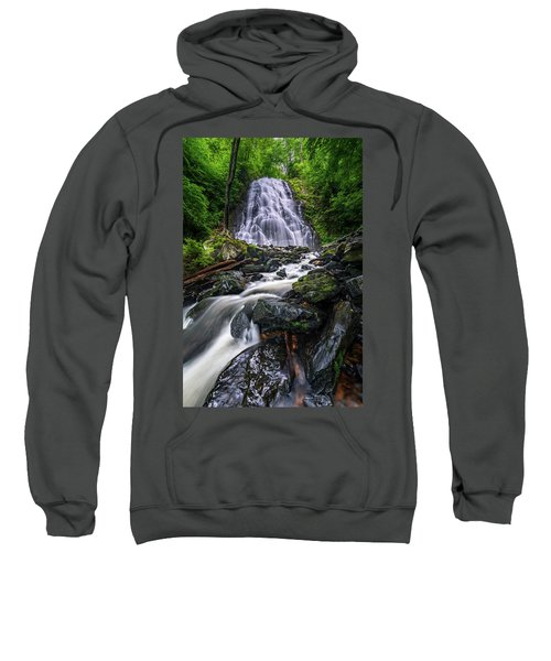 Crabtree Falls North Carolina Sweatshirt
