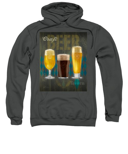 Craft Beer Sweatshirt