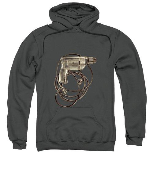 Craftsman Drill Motor Bs On Black Sweatshirt