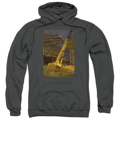 Craning And Working Sweatshirt