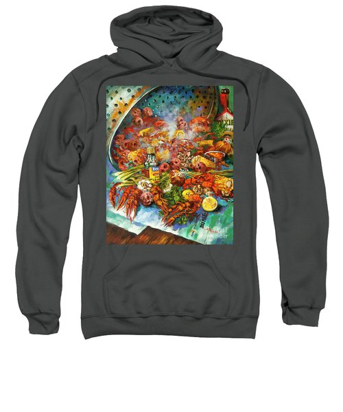 Crawfish Time Sweatshirt