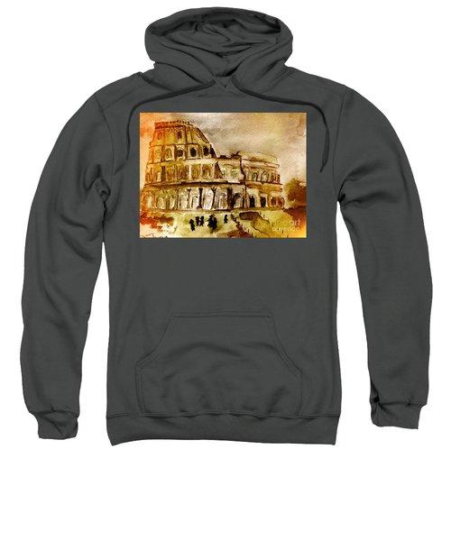 Crazy Colosseum Sweatshirt