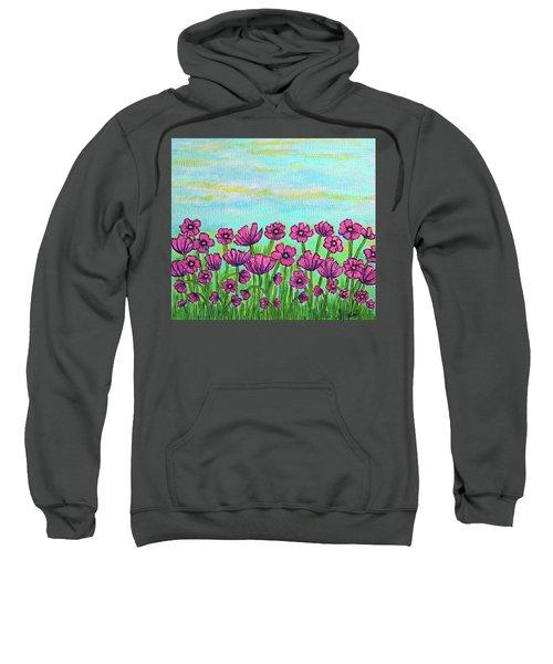 Crazy For Cosmos Sweatshirt
