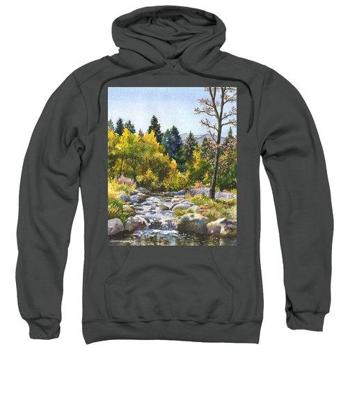 Creek At Caribou Ranch Sweatshirt