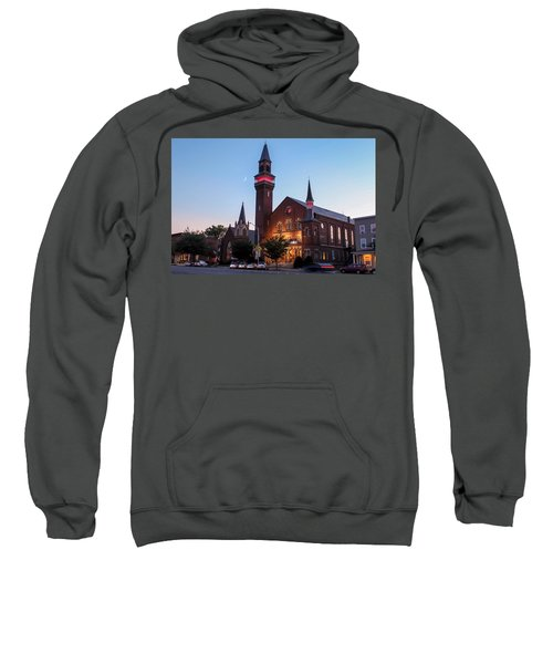 Crescent Moon Old Town Hall Sweatshirt