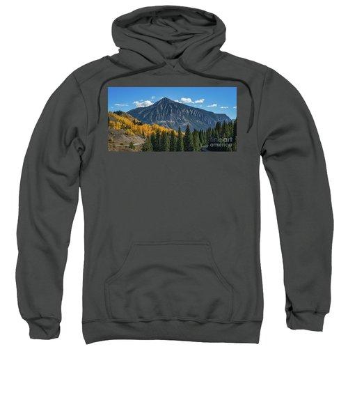 Crested Butte Mountain Sweatshirt