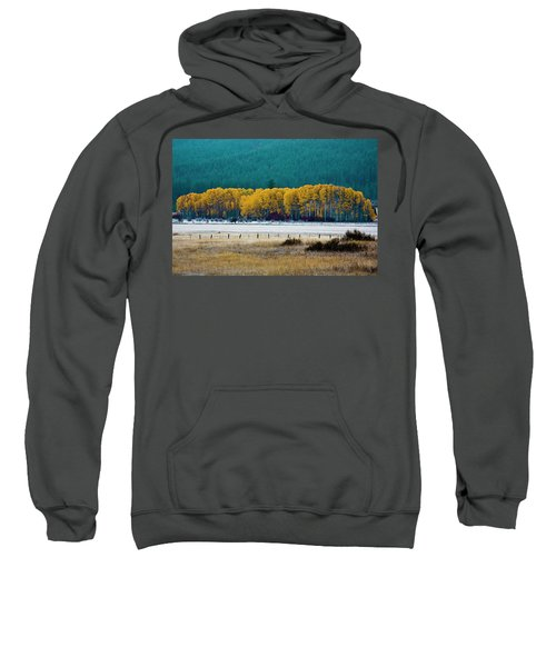 Crisp Aspen Morning Sweatshirt