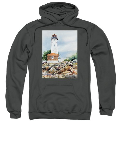 Crisp Lighthouse Sweatshirt