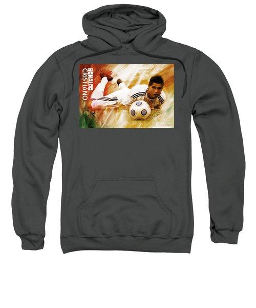 Cristiano Ronaldo 092f Sweatshirt