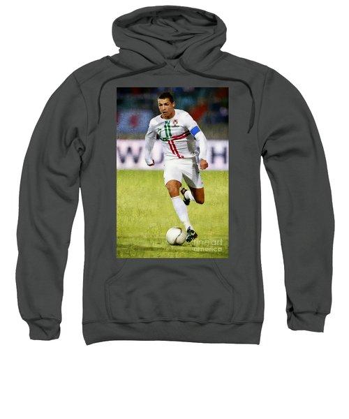 Cristiano Ronaldo - Soccer Legend Sweatshirt