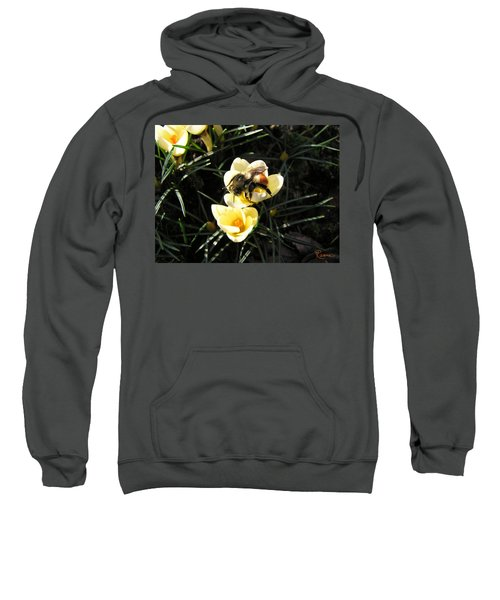 Crocus Gold Sweatshirt