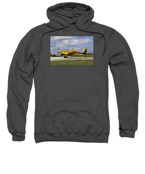 Crop Duster Sweatshirt