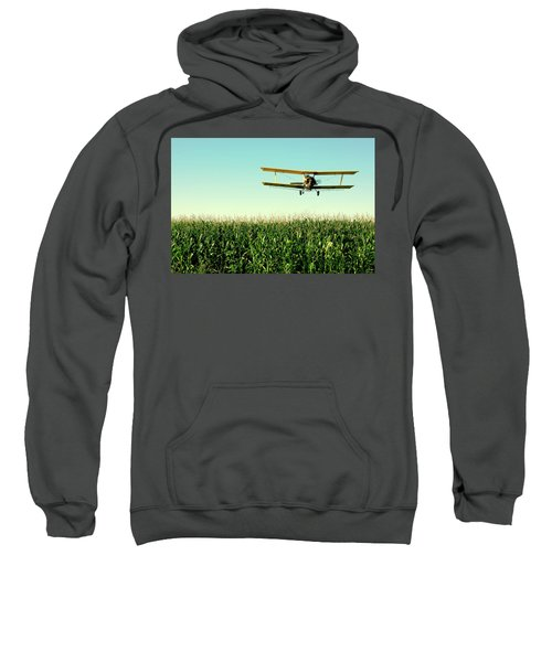 Crops Dusted Sweatshirt