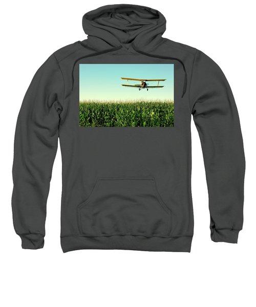 Crops Dusted Sweatshirt