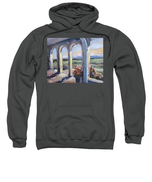 Crosskeys Vineyards In Virginia Sweatshirt