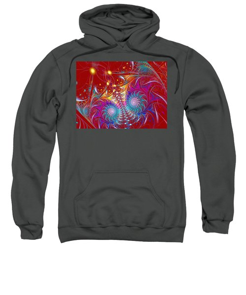 Crossroads Of The Worlds Sweatshirt