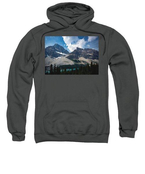 Crowfoot Mountain Sweatshirt