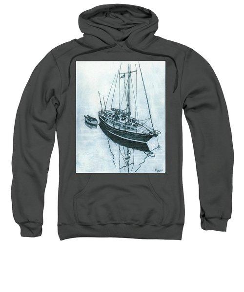 Crusader At Anchor Sweatshirt