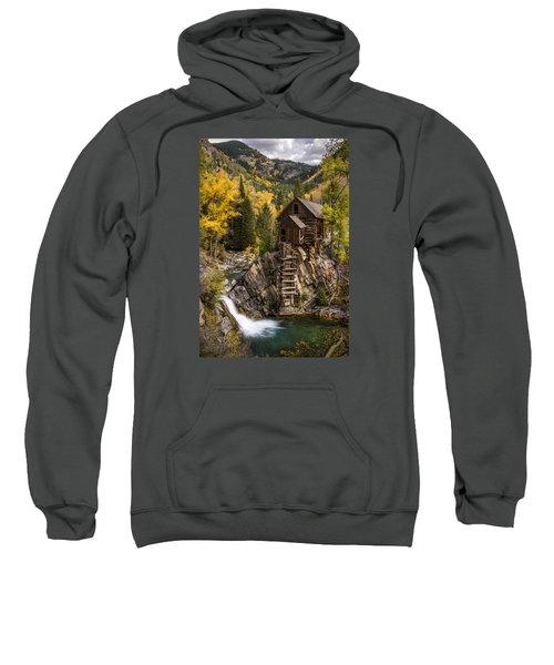 Crystal Autumn Sweatshirt