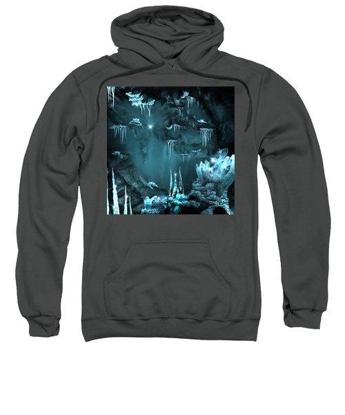 Crystal Cave Mystery Sweatshirt