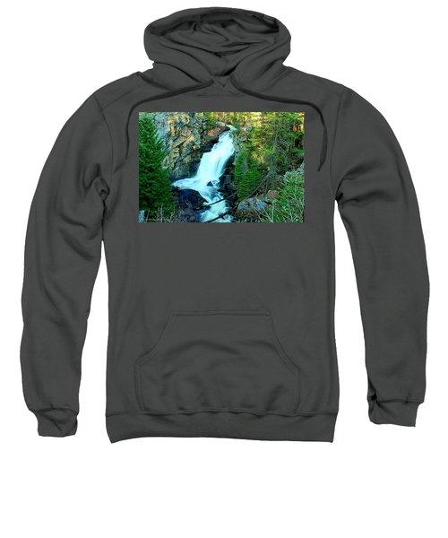 Crystal Falls , Washington Sweatshirt