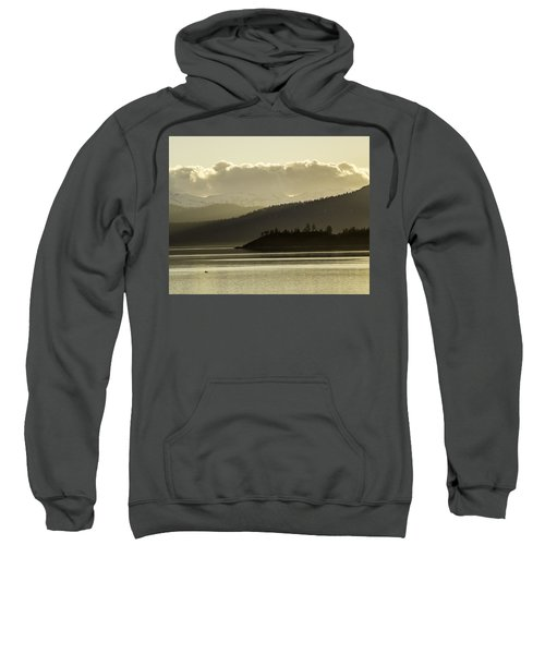 Crystal Kayak Sweatshirt