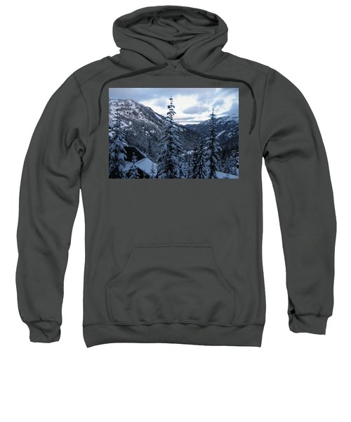Crystal Mountain Dawn Sweatshirt