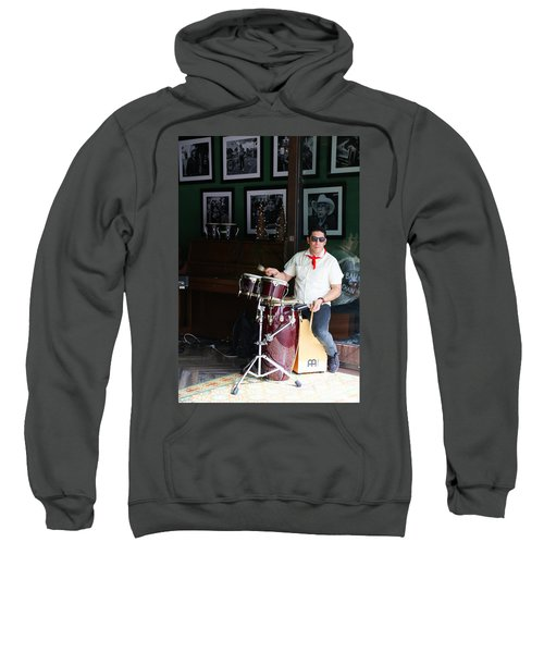 Cuban Band Sweatshirt