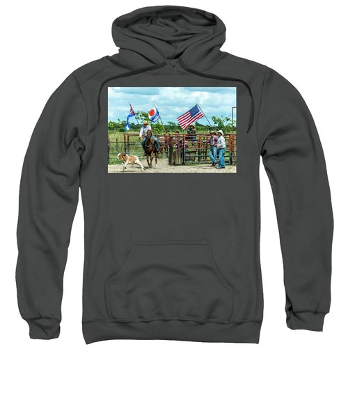 Cuban Cowboys Sweatshirt