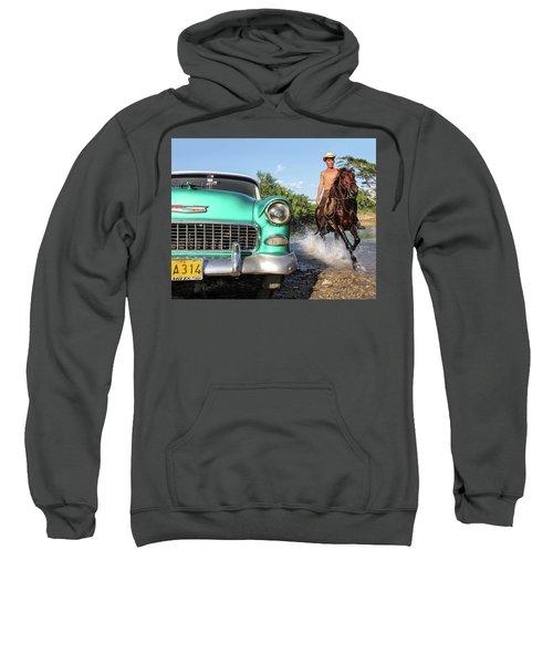 Cuban Horsepower Sweatshirt