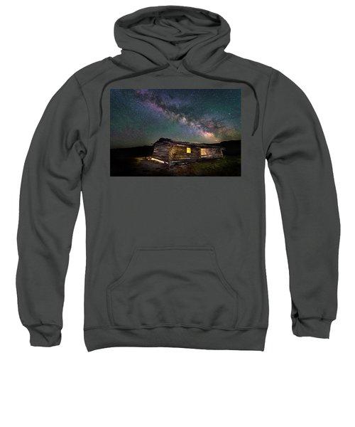 Cunningham Cabin After Dark Sweatshirt
