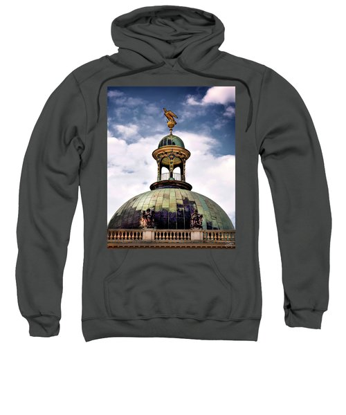 Cupola At Sans Souci Sweatshirt