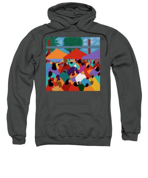 Curacao Market Sweatshirt