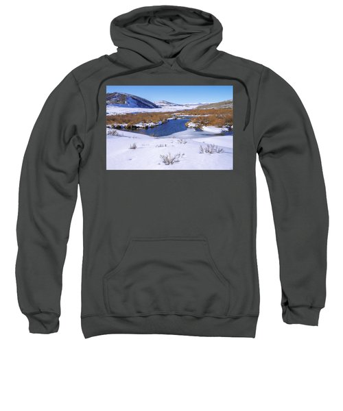 Currant Creek On Ice Sweatshirt